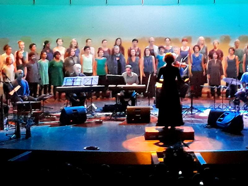 Photographer:Amadea | The Peacemakers - Youth Choir, AV Choir, Instrumental Ensemble