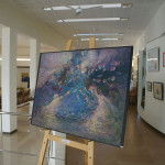 Art for Land exhibition at Unity Pavilion