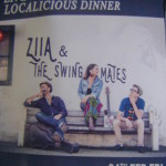 Ziia & The Swing Mates on 24th at Solitude