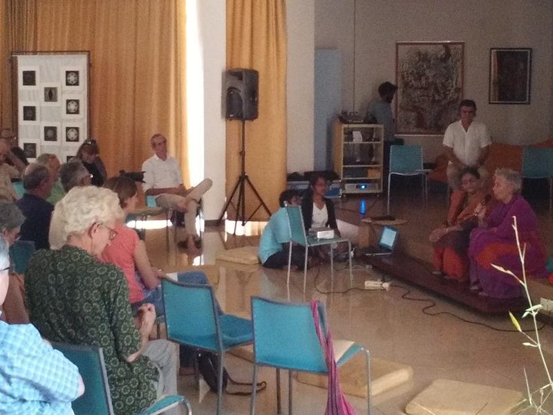 Photographer:Romel | CAT10 : Joy of building greener Auroville
