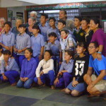 TCV with Kalsnag, Nymagal and all the teachers
