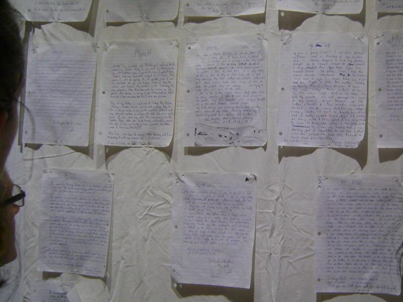Photographer:Shirin | letters fo gratitude