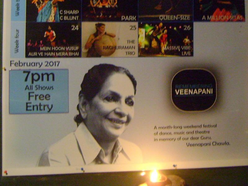 Photographer:Zarin | Remembering Veenapani Festival at Adishakti