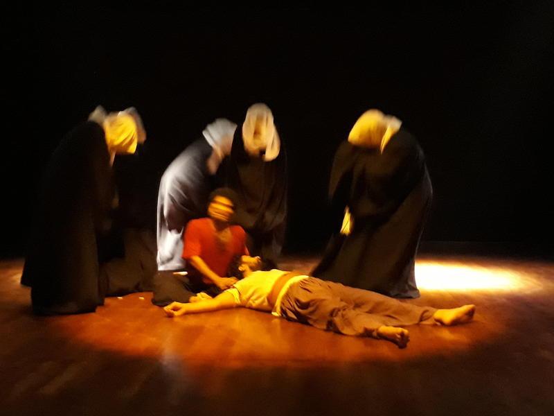 Photographer:Monireh | Mein Huun Yusuf Aur Yeh Hai Mera Bhai, a play by Aasaktha, Pune