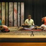<b>Hindustani and Carnatic Music</b>