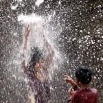 monsoon water