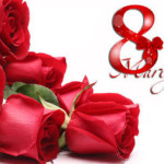 Happy 8th of March - International Women's Day