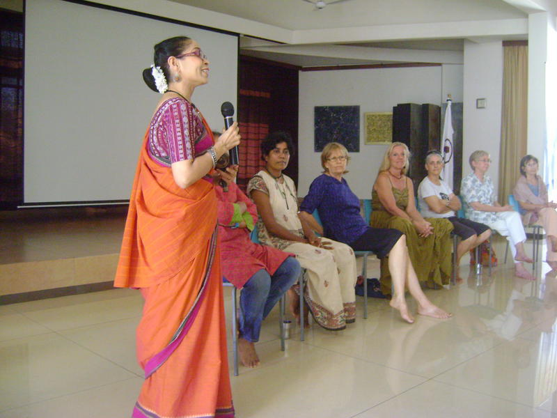 Photographer:Neha | Starting of the sharing session.
