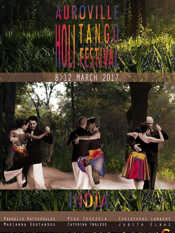 Photographer:web | Auroville Holi Tangno Festival