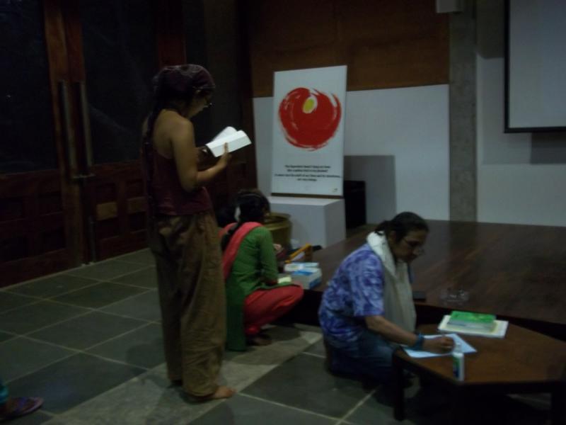 Photographer:Neha | People buying the books.