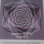 Presentation on AV Women's Helath on 16th at 10.30am at SAIIER