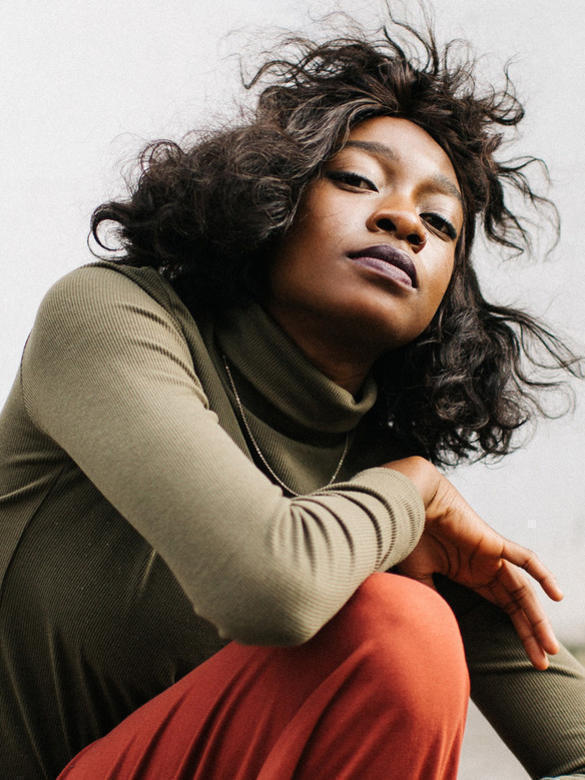 Photographer:web | Little Simz - Picture Perfect