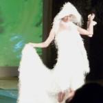 Litter Free AV 2010 - Trashion Show at VC - wedding dress from white plastic bags