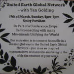 United Earth Global Network on 19th at UP