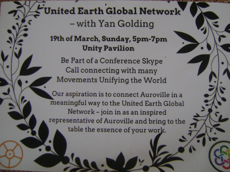 Photographer:web | United Earth Global Network on 19th at UP