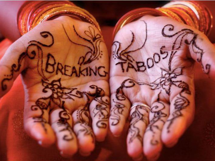 Photographer:web | breaking taboo