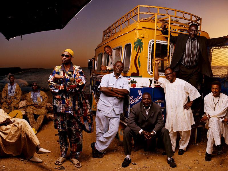 Photographer:web | Orchestra Baobab