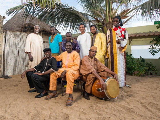 Photographer:web | Orchestra Baobab - Tribute to Ndiouga Dieng