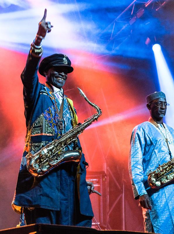 Photographer:Johan Schutte | Orchestra Baobab