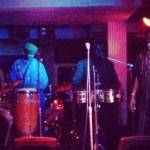 Orchestra Baobab  in club in Dakar