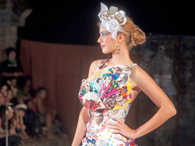 Photographer:web | Trashion Show at Litter Free AV 2010