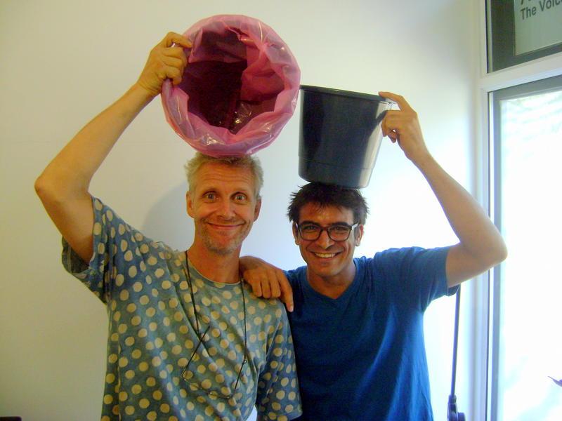 Photographer:Zoya | Marc (Upcycling Studio) and Ribhu(Wastless)
