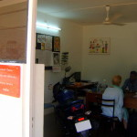 Auroville Vehicle Service at Town Hall