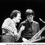 Keith Jarret and Jan Garbarek
