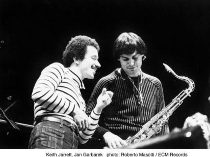 Photographer:web | Keith Jarret and Jan Garbarek