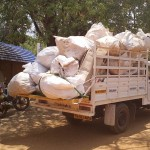 ECOSERVICE: Community waste collected in 1 trip