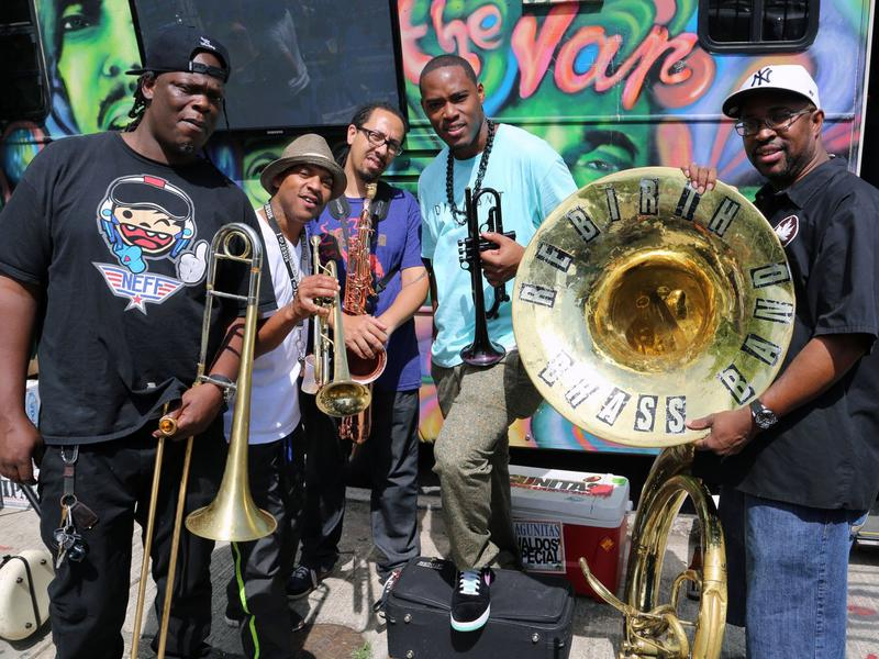 Photographer:web | Rebirth Brass Band