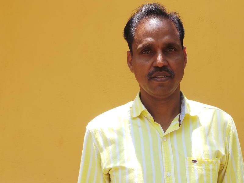 Photographer:Romel | Dr. Kumar veterinary doctor in Auroville