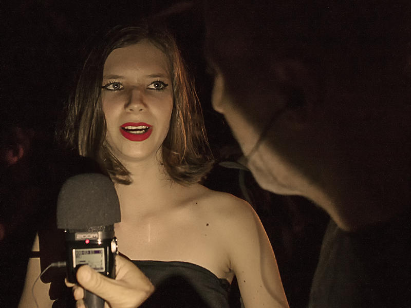 Photographer:Piero Cefaloni | Chandana interviewed by Andrea