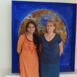 Jaya & Divyanshi on Economy for Auroville