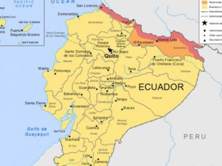 Photographer:web | today at 6pm at IZ ceremony of C.A.L.I. with Ecuador soil
