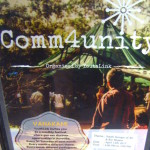 Comm4Unity on 8th at Youth Centre
