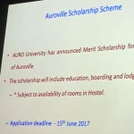 Auro University and AV Youth - scholarships and exchange