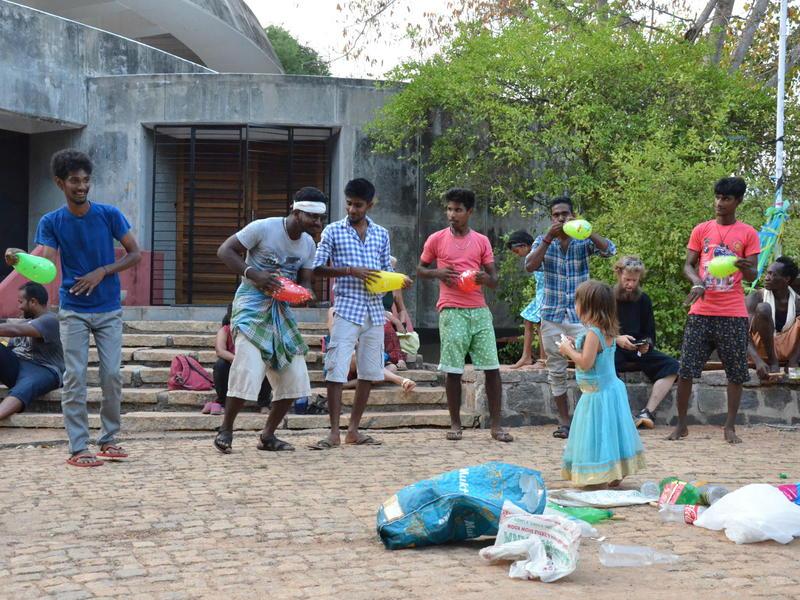 Photographer:Siddartha   Baloon Dance