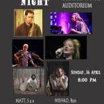 Jazz Night on 16th of April at Bharat Nivas