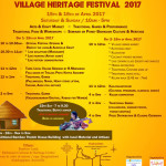 4th Village Heritage Festival at Bamboo Land