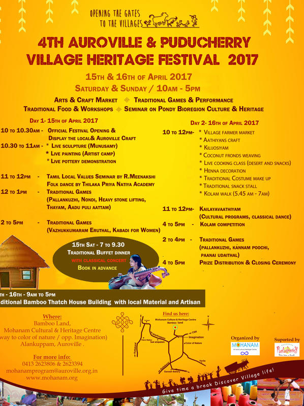 Photographer:web | 4th Village Heritage Festival at Bamboo Land