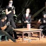 Three Maskmen (Where is Tamanna?)