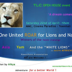 One United Roar on 22nd at 10am at MMC