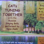 CATs tuning together on 21st at 4pm at UP
