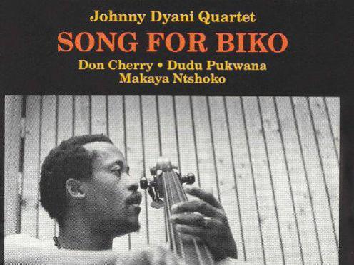 Photographer:web | Johnny Dyani Quartet song for Biko