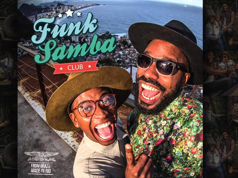 Photographer:web | Funky Samba