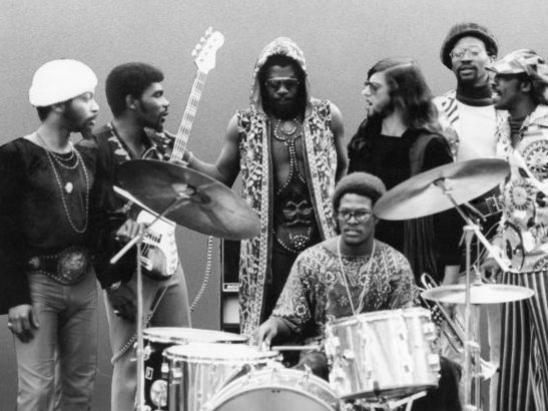 Photographer:web | Lafayette Afro Rock Band