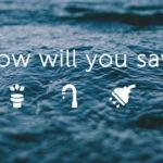 saving water tips
