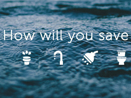 Photographer:web   saving water tips