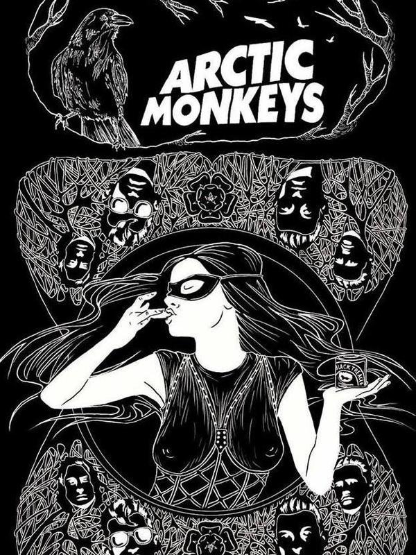 Photographer:web | Arctic Monkeys
